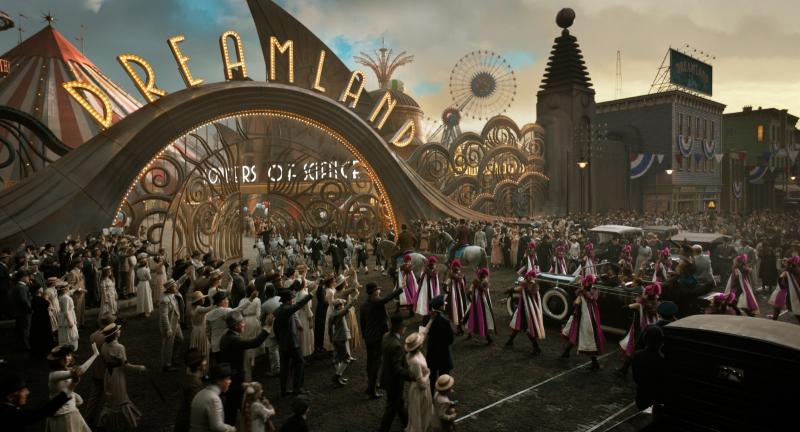 Film Dumbo Tim Burton