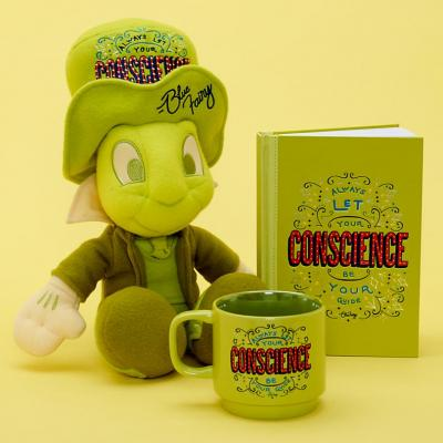 disney wisdom jiminy cricket Pinocchio Shop Disney