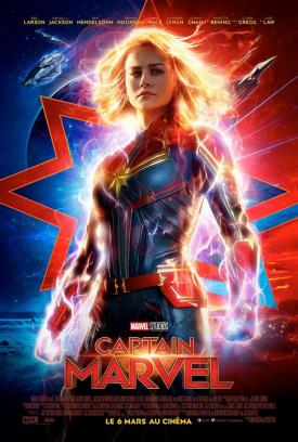 Affiche captain marvel