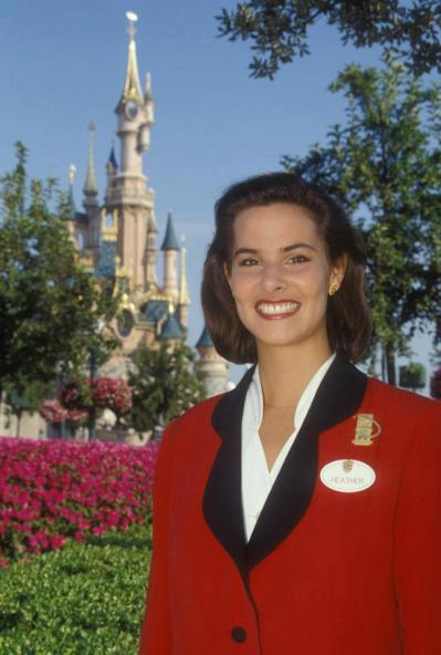 Ambassadeurs disneyland paris heather jones 1994