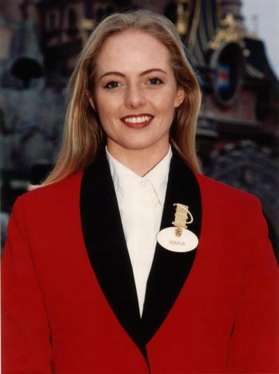 Ambassadeurs disneyland paris maria kongsted 1996