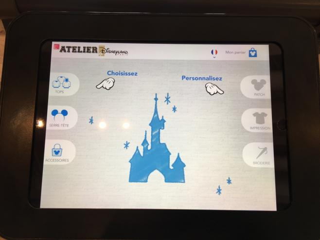 Atelier disneyland paris 15