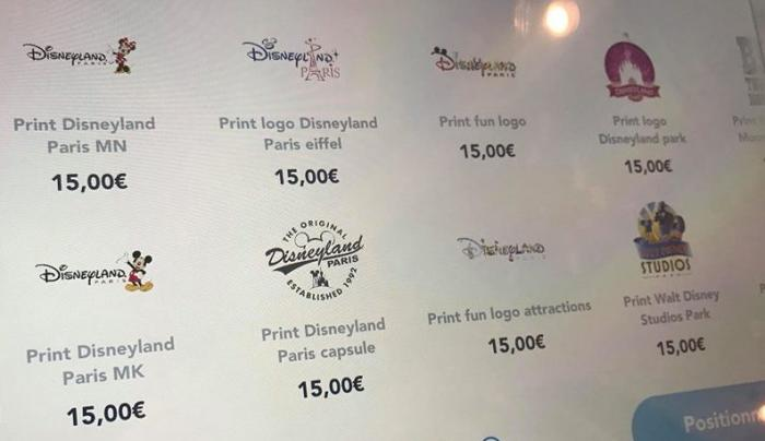 Atelier disneyland paris 2
