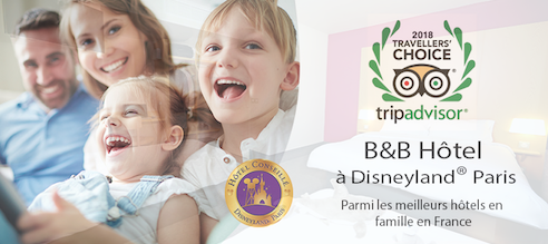 B b hotels disneyland paris