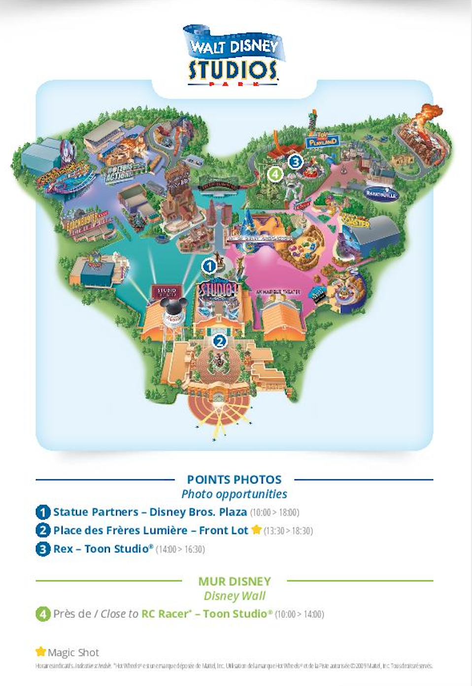Photo Pass Day 2019 Disneyland paris