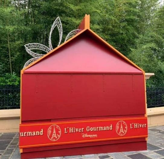 Chalet hiver gourmand
