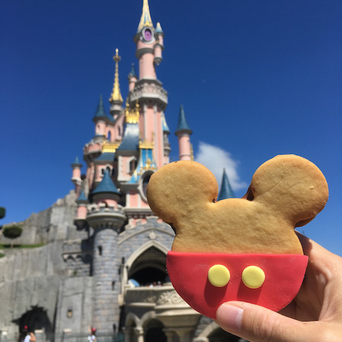 Cookies mickey 2