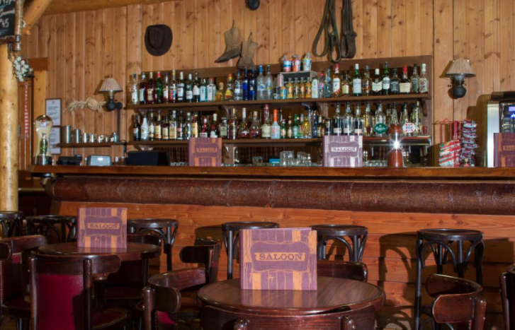 Davy crockett ranch crockett s saloon