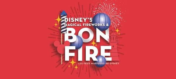 Disney bonfire