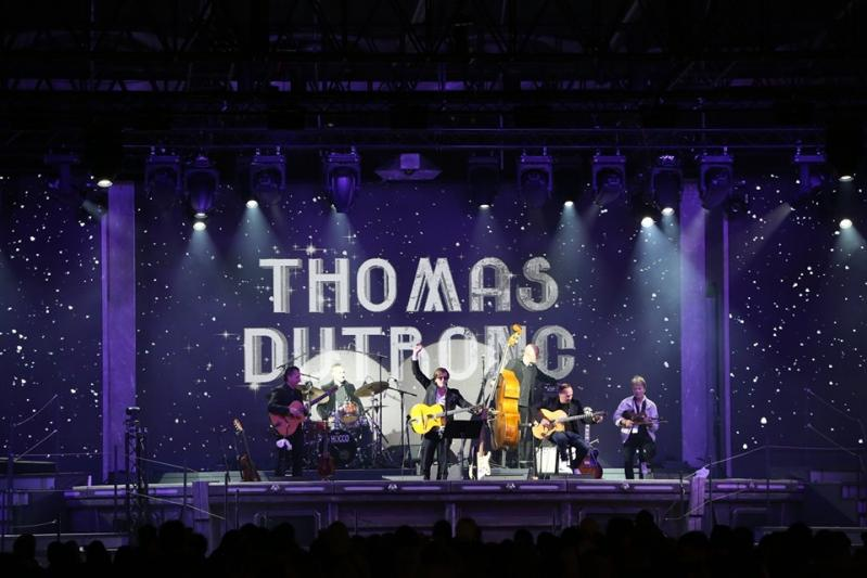 Disney loves jazz disneyland paris 2019 thomas dutronc