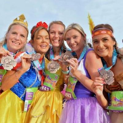 Disneyland paris princess run 2020 copie