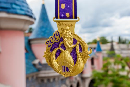 Disneyland paris run weekend 2019 10k