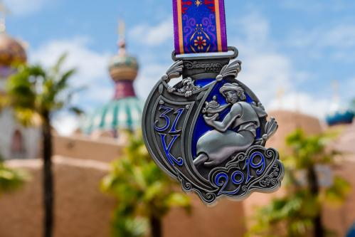 Disneyland paris run weekend 2019 31k