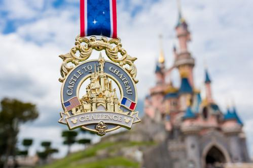 Disneyland paris run weekend 2019 challengecastletochateau