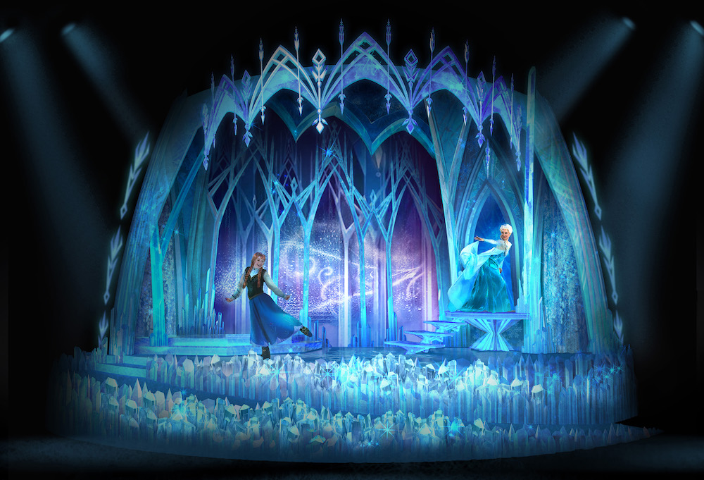 Animation Celebration Frozen Celebration