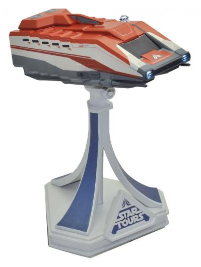 Figurine star tours l aventure continue