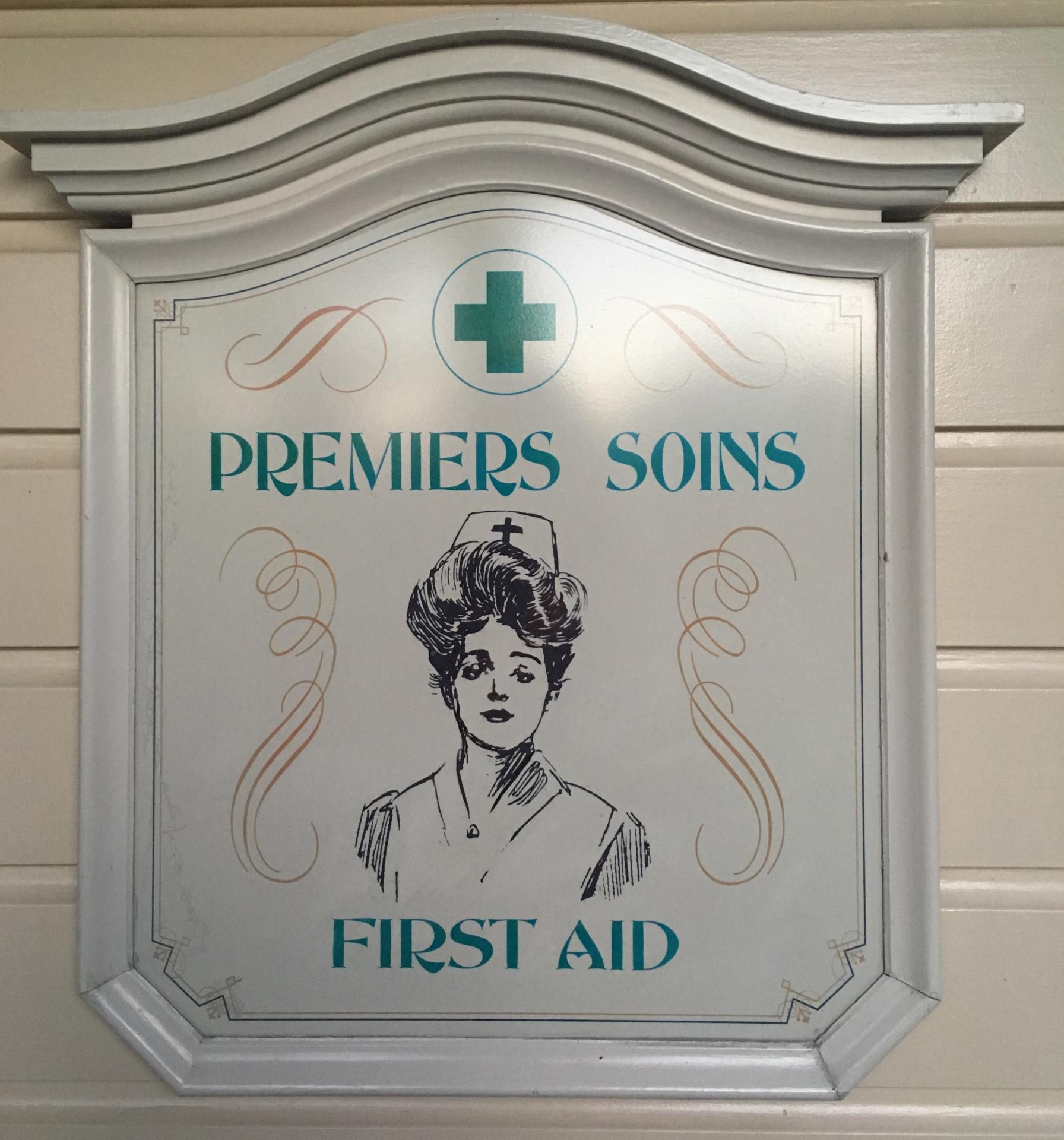 First aid disneyland paris 1