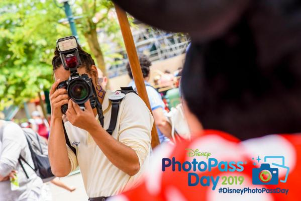 Disney PhotoPass Day 2019