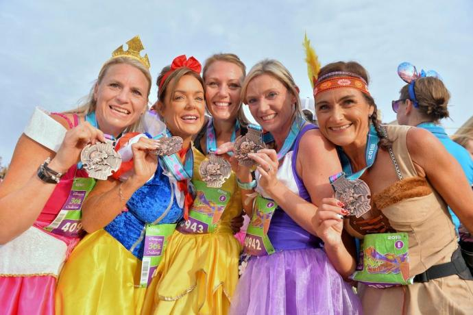 Disneyland Paris Princess Run 2020