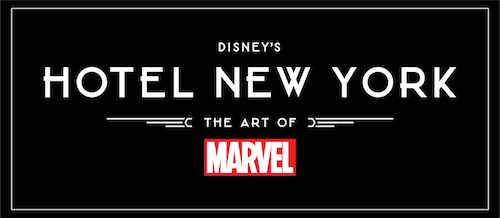 Ho tel disney s new york the art of marvel