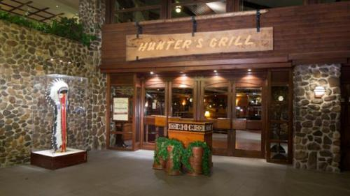 Hunter grill sequoia lodge