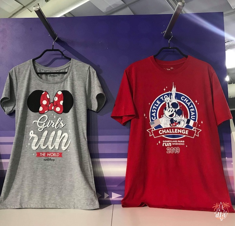 Disneyland Paris Run Disney 2019 Merchandise