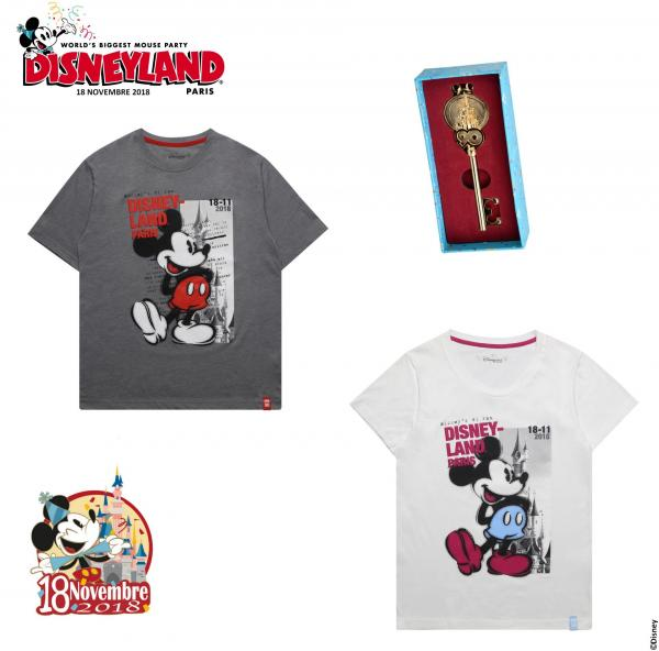 Produit collector Mickey90