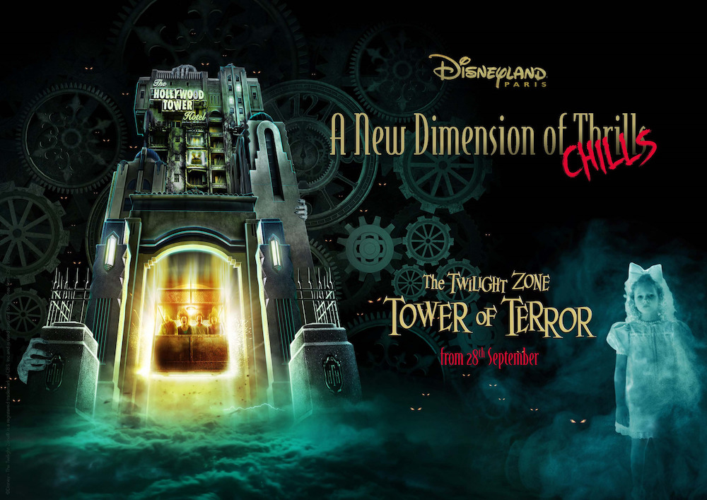 The Twilight Zone Tower of Terror – Une Nouvelle Dimension de Sensations