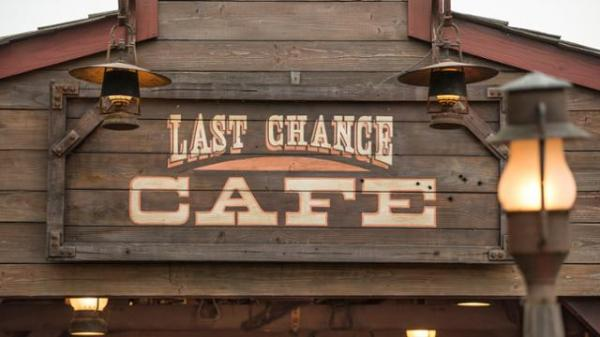Last Chance Cafe