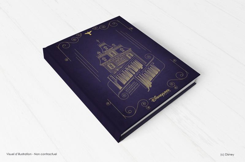 Livre phantom manor l attraction de crypte e