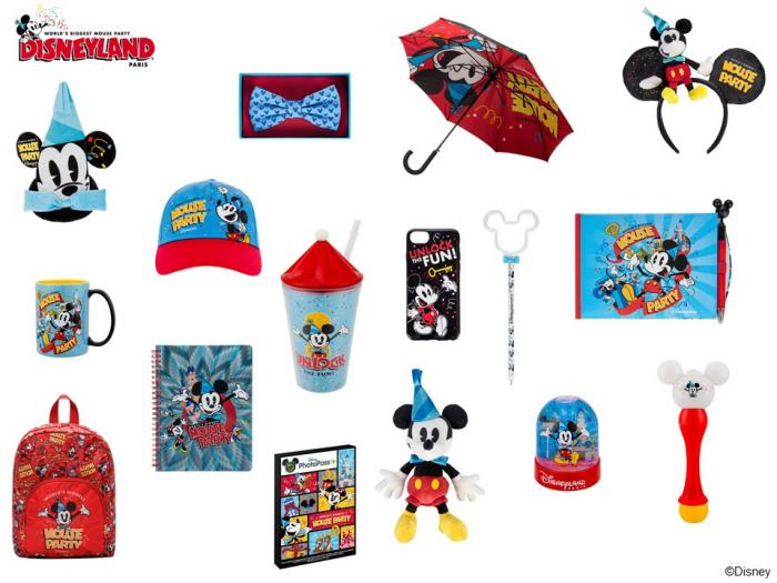 Mickey party mouse unlock the fun 1