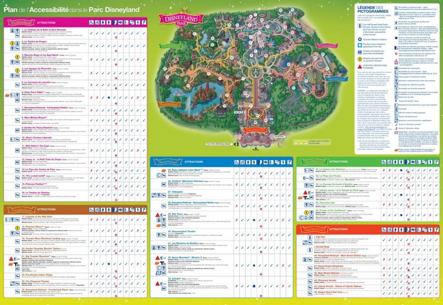Plan parc disneyland paris accessibilite 2
