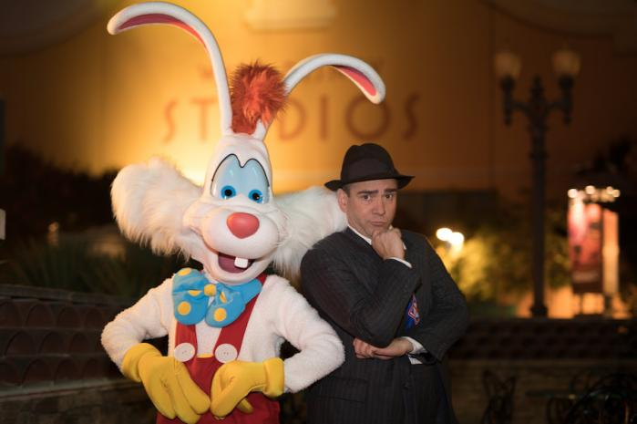 Roger rabbit et vaillant