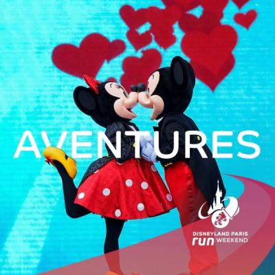 Run weekend aventures mickey minnie