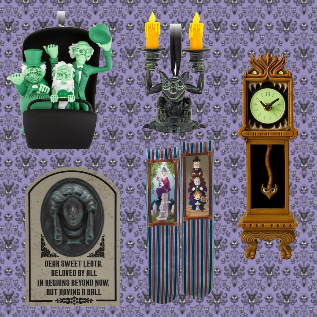 Shop Disney Phantom Manor / Haunted Mansion