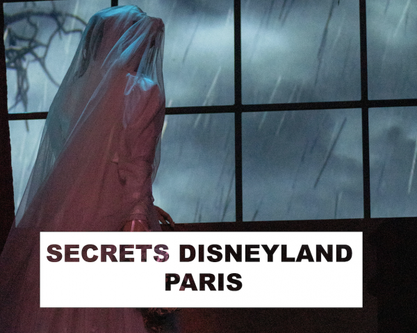 Secrets disneyland paris
