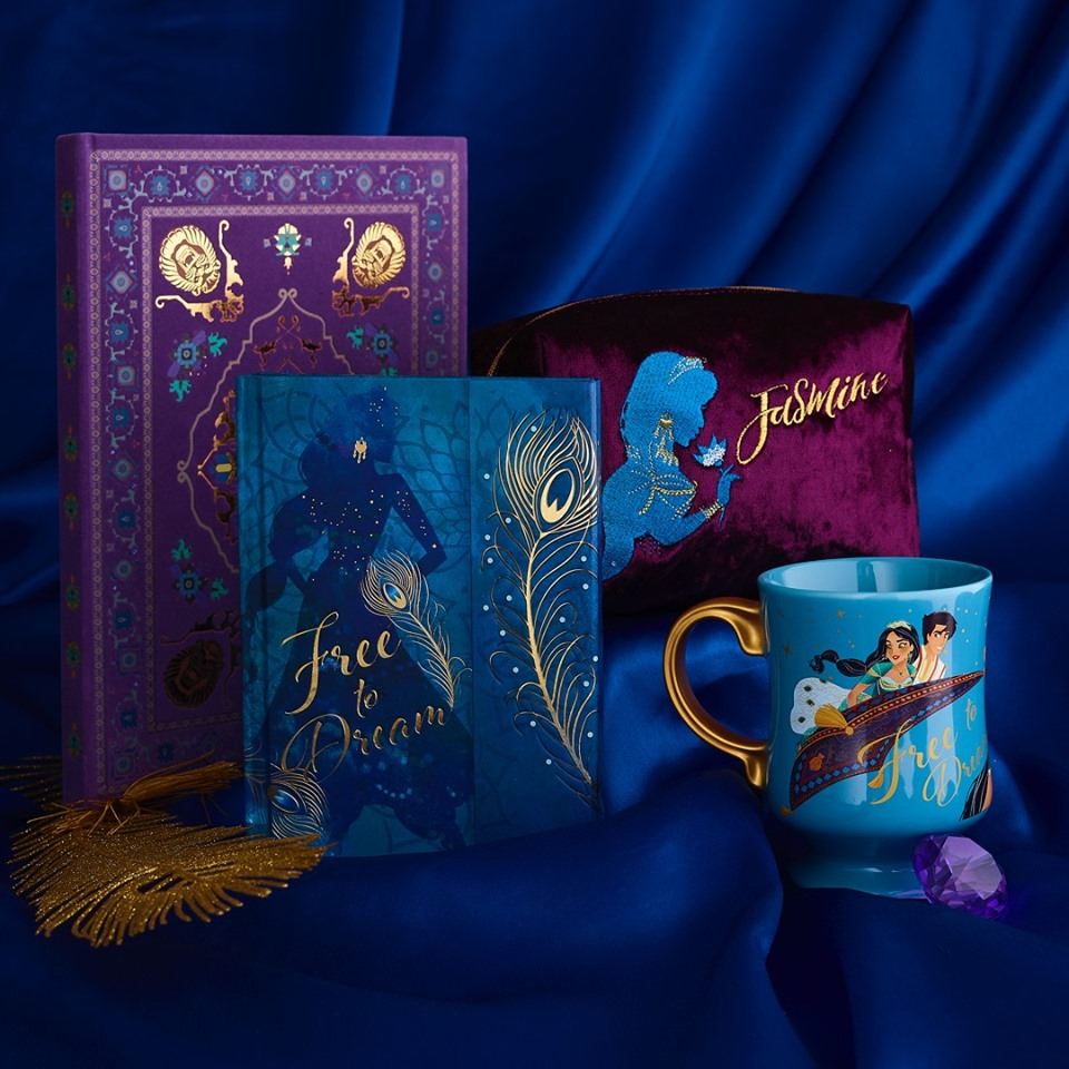 Shopdisney Aladdin