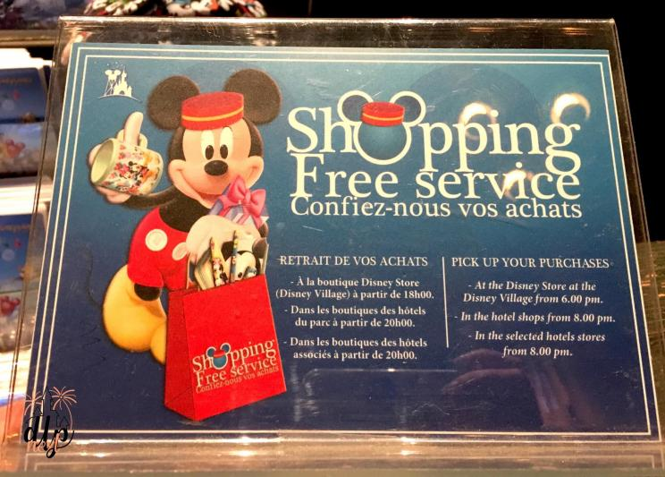 Shopping free services