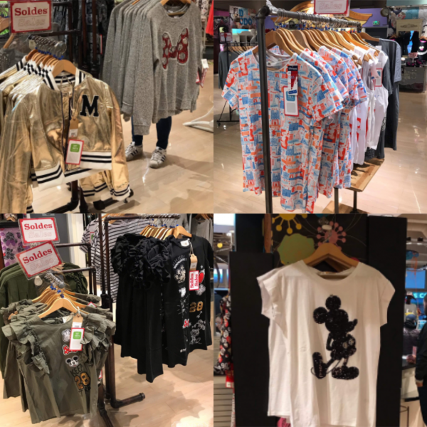 Soldes 2019 disney fashion