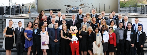 The walt disney legacy award 2019
