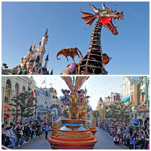 Disney Star on Parade 25 ans Disneyland Paris