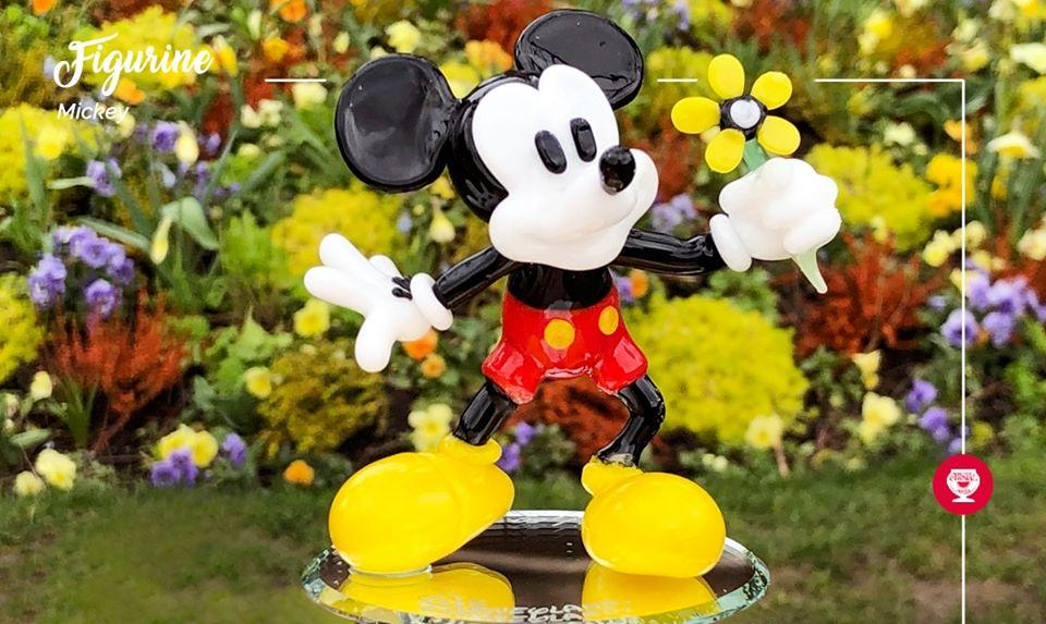 Figurine Mickey Arribas France Disney