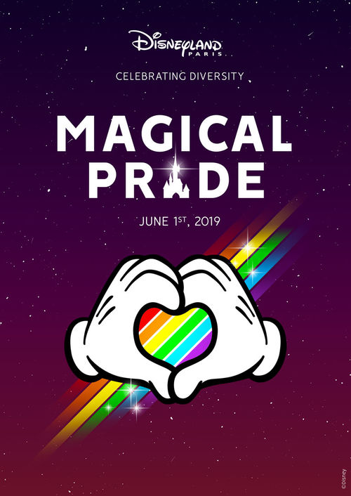 Affiche magical pride