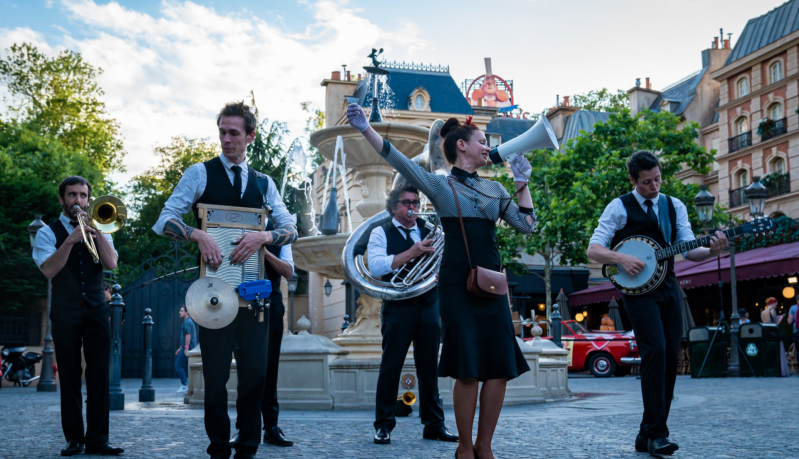 Disney Loves Jazz 2019 Disneyland Paris_Jazz Bands