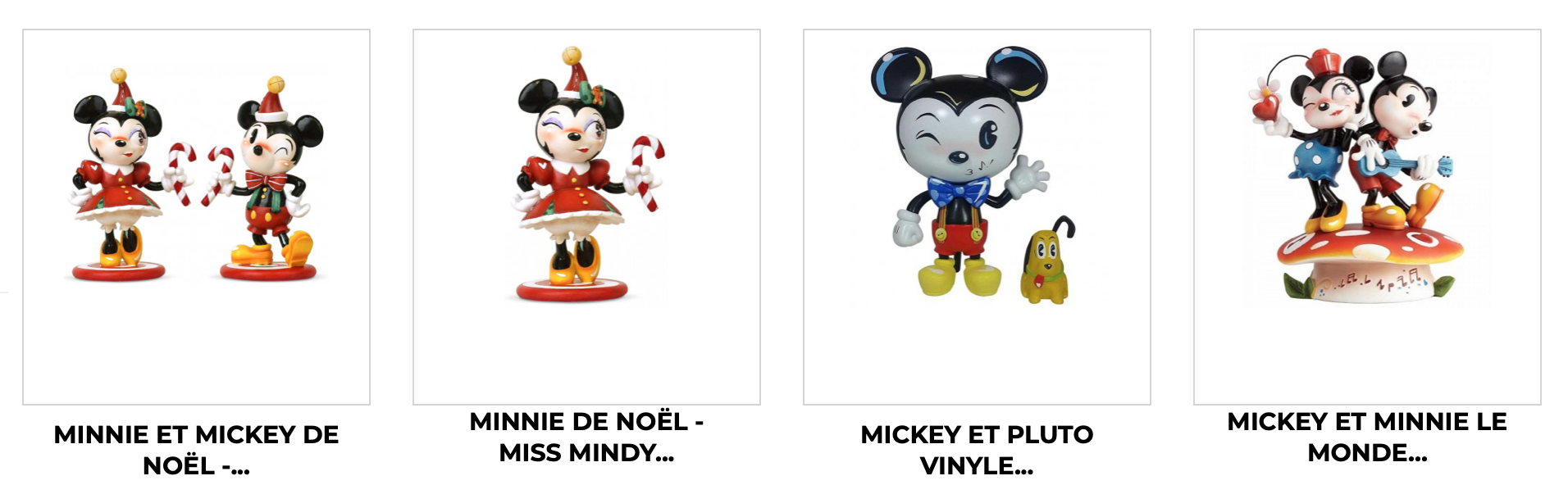 Disney Miss Mndy Cadeau City