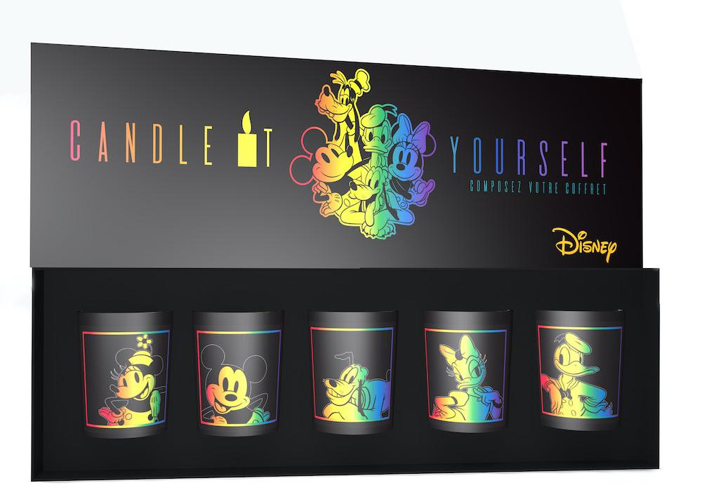 Coffret candle it yourself 2