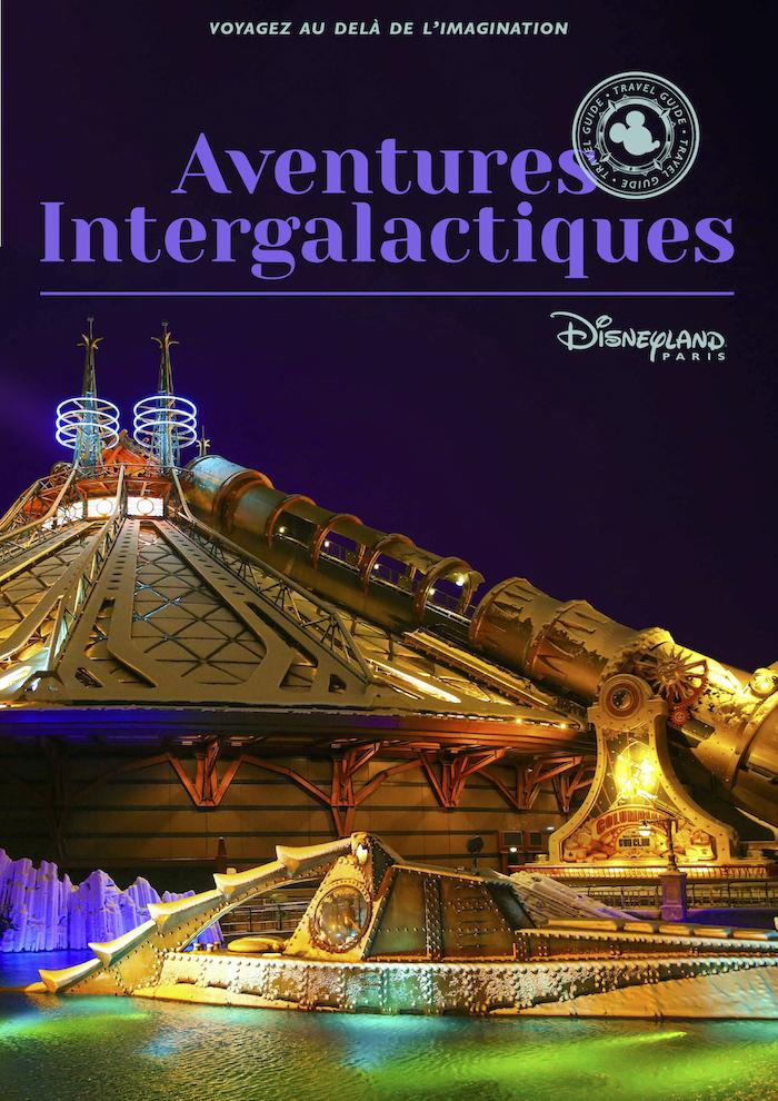 Cover guide disneyland paris aventure galactique