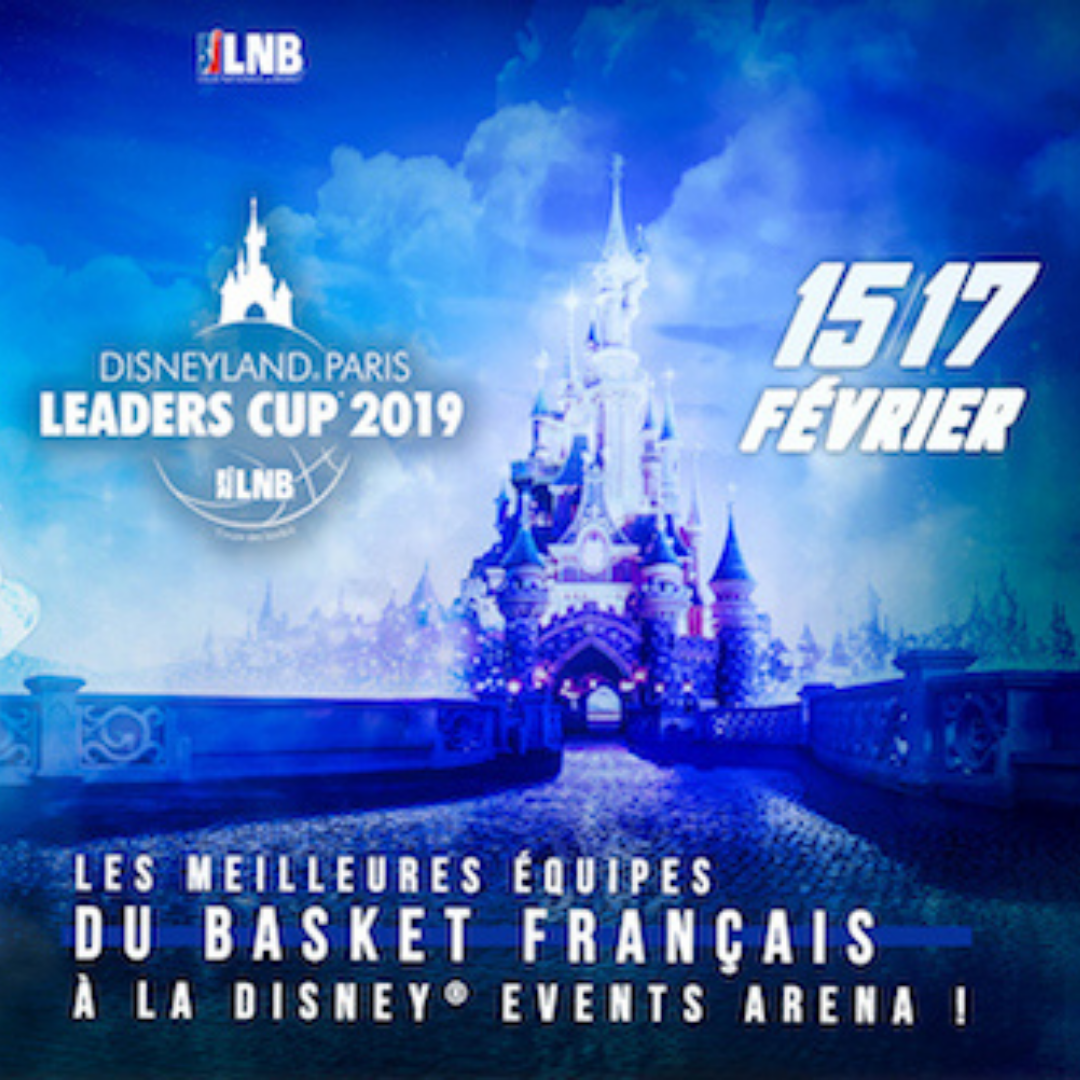 Disneyland paris leaders cup lnb edition 2019