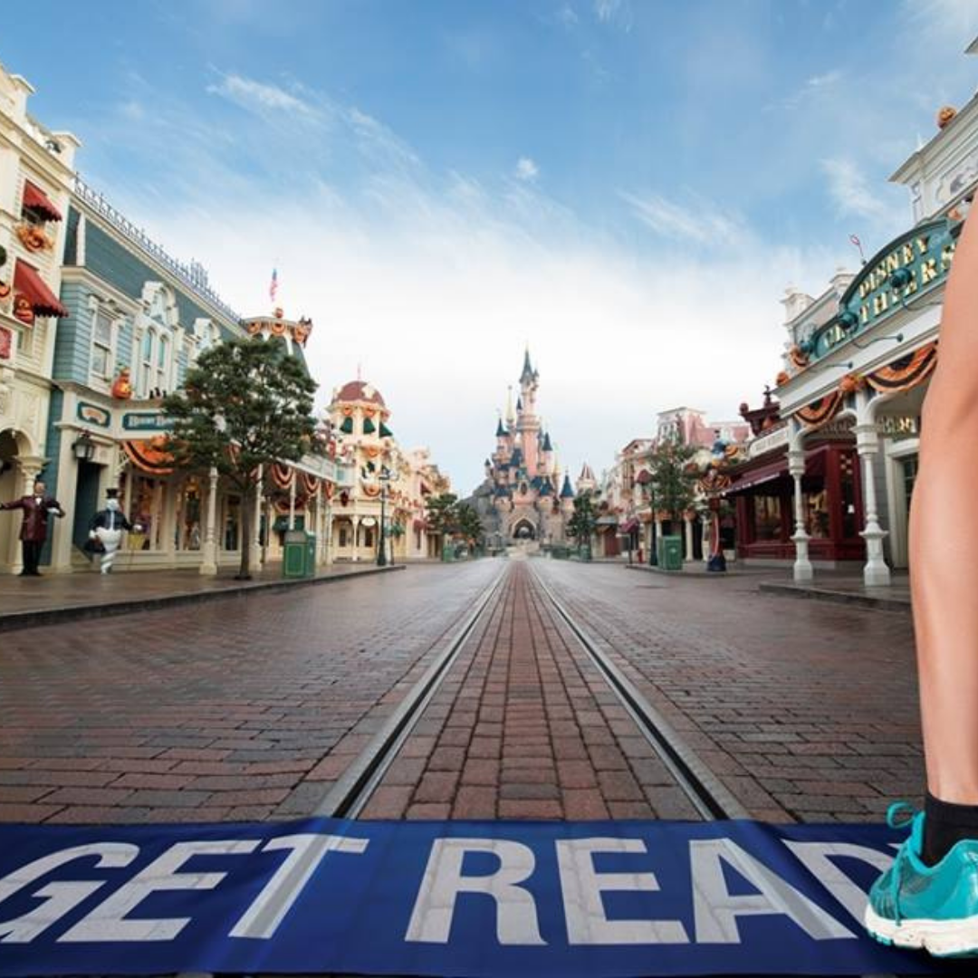 Disneyland paris run weekend edition 2018
