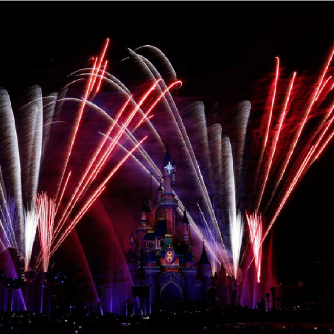 Disneyland paris se met au football pour la coupe du monde 2018